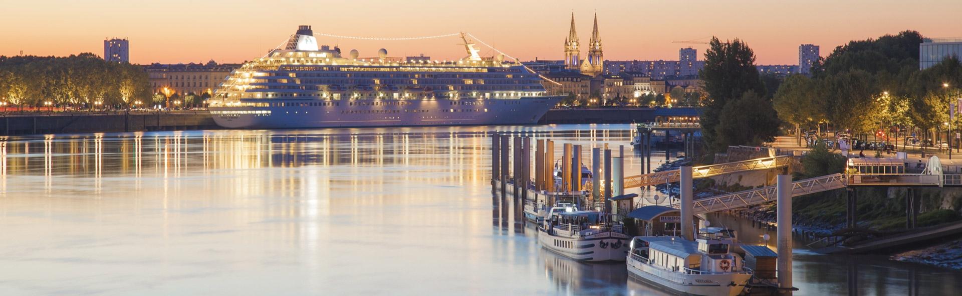 Cruise Bordeaux